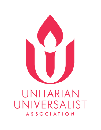 The fancy new logo of the Unitarian Universalist Association