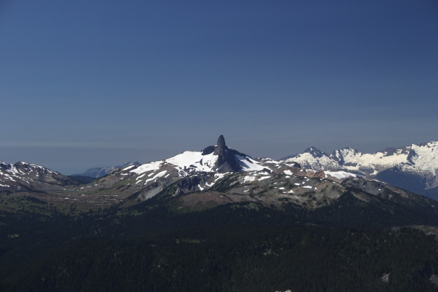 Black Tusk, Coast Mountains, British Columbia.