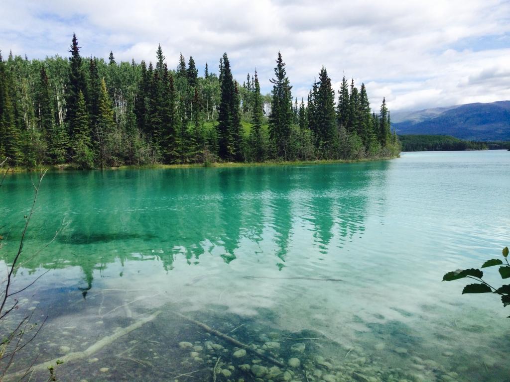 Boya Lake, British Columbia. Photo by Andrew Mackay