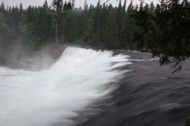 Dawson Falls, British Columbia Taken by Steven Mackay